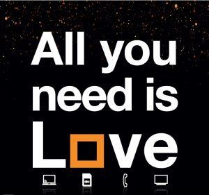 Orange Love GTI